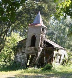 Old Church of the Epiphany, Opelousas, Louisiana