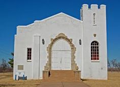 Chapel at Fort Reno, El Reno, Oklahoma -- Route 66: A Discover Our Shared Heritage Travel Itinerary