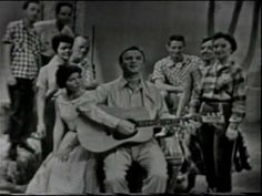 Eddy Arnold   Cattle Call- showing the constructed image of a cowboy beautifully