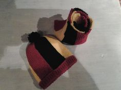 Thymen muts en sjaal Rode Duivels