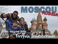 Moscou com filhos: já está planejando a sua viagem em família para a Copa do Mundo 2018?