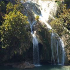 Turner Falls, OK   This is really a pretty place to visit!