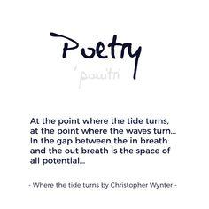 Poetry zum Thema Heilung und Shiatsu