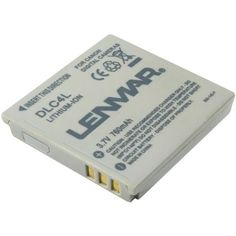 Lenmar Canon Nb-4l Digital Camera Replacement Battery