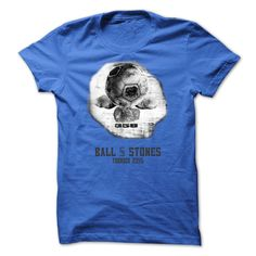 Ball and Stones Society T-Shirts, Hoodies. BUY IT NOW ==► https://www.sunfrog.com/Zombies/Ball-and-Stones-Society.html?id=41382