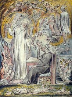 William Blake | The Spirit of Plato | Milton's L'Allegro and Il Penseroso | The Morgan Library & Museum