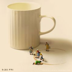 Miniature Photography: Cleanup