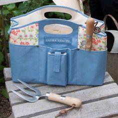 Caravan Daisy Garden Tool Bag Set