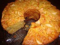 Para quem gosta de maçã aconselho este bolo! Só o cheirinho vai deixar-te com água na boca!