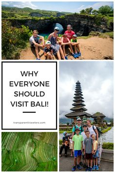 Why Everyone Should Visit Bali | Family Travel Blog | Transparent Travelers
