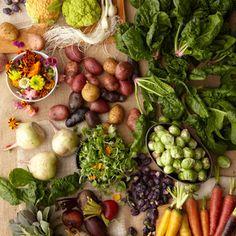 Chef's Garden - CSA-style Seasonal Vegetables and Herbs #GEfreshMI