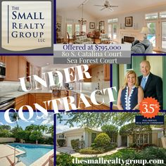 Pleased to say our Sellers are UNDER CONTRACT!   Thinking of selling your existing home?  Considering a new home purchase? Call Kim & Ron Small today 772.480.4660! thesmallrealtygroup.com #undercontract #verobeach #Florida #seaforestcourt #32963 #thesmallrealtygroup #tsrg #verobeachrealestate #lovevero #sunshineandsmiles #happysellers #servicesavingsresults Kim And Ron, Indian River County, Vero Beach Fl, Treasure Coast, Gated Community, Virtual Tour, Coastal Living, Condo, New Homes