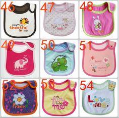 Toallas de la saliva para bebé de 3 capas baberos para bebés a prueba de agua del bebé delantal Accesorios para ropa de niños de algodón niños pañuelo animales baberos babero babero bebé
