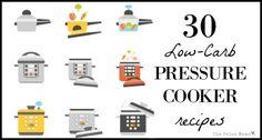 30 low carb pressure