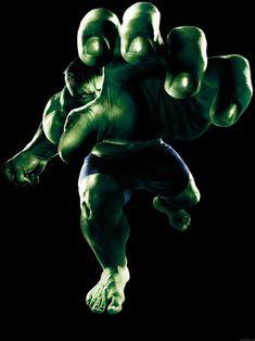 Hulk (2003) | Artwork