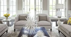 How To: Use the Rule of Three in Living Room Decor For Wow-Worthy Results
