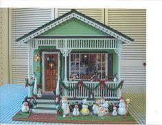 Dollhouse miniature Mary Engelbreit