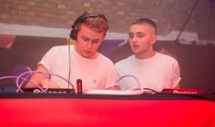 "Listen to Disclosure remix Flume's ""Never Be Like You"""