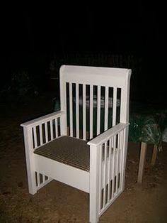 Ideas for my drop side crib