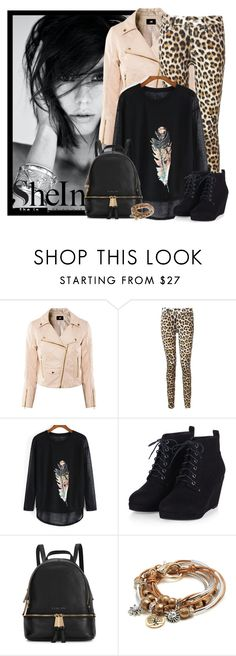 """""""Sin título #1497"""" by miushka ❤ liked on Polyvore featuring moda, H&M, Just Cavalli, Michael Kors e Lizzy James"""