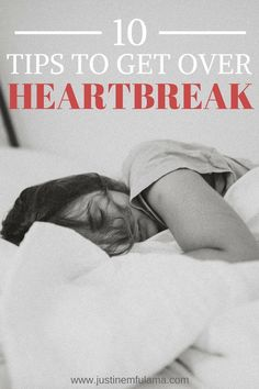Have you recently gone through a painful breakup? Me too! Here is how to deal with heartbreak and rejection from an ex you still love.