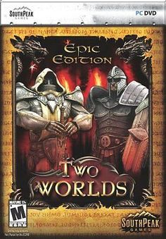 Two Worlds Epic Edition PC New Sealed in Box