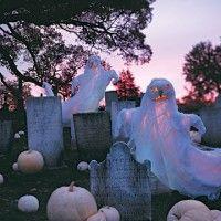 addobbi giardino halloween