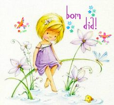 Gif Animé, Cute Art, Tinkerbell, Disney Characters, Fictional Characters, Vintage, Drawings, Artwork, Artist