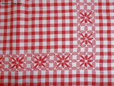 Capricci a Punto Croce: BRODERIE SUISSE by jodie
