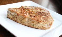 Seared Tuna Steak