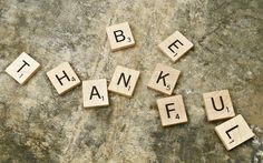 No Matter What Happens, You Can Always Be Thankful http://www.thechangeblog.com/be-thankful/