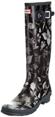 Hunter Unisex-Adult Rhs Tall Wellington Boot: Hunter: Amazon.co.uk: Shoes & Bags