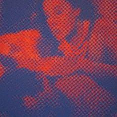 2005-2006 cykl HIGH TOUCH.obraz 08  akryl/bawełna sygnowany kolekcja prywatna