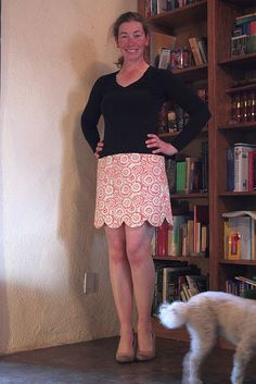 Sew long, Cowgirl!: Meringue Skirt by Colette Patterns