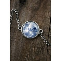 Bracelet with Moon Pendant. Yes please.