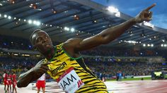 The world's fastest man has been struggling with a pelvic injury