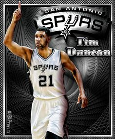 NBA Player Edit - Tim Duncan
