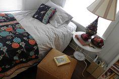 Dallas, TX: Paige Morse eclectic-bedroom