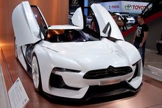 The GTbyCitroën is a fascinating sports car prototype that was designed for a videogame and became reality due to the great success within the game.     http://timemart.com.vn/  http://timemart.com.vn/may-lam-kem/