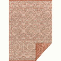 Emmie Kay Dove Persimmon Rug
