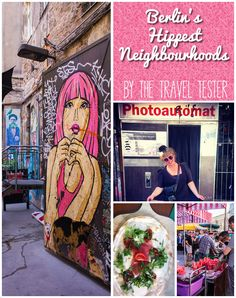 Berlin HotSpots & Hippest Neighbourhoods – #YouthHotspotsGermany - by The Travel Tester