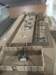 Replica of Goguryo's Bastion #4(아차산 4보루), Mt. Achasan
