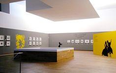 Lotte Reiniger exhibition in Fundación Luis Seoane (La Coruña). Design made by DeCastro-Designers