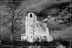 Monasterio de Rodilla - Burgos. Iglesia de Sta Marina por SilviaRSPhotos http://www.flickr.com/photos/lady_laris/