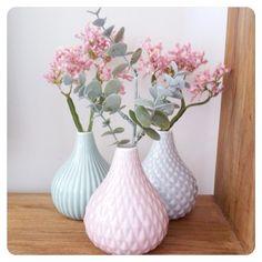 JARRONES CON FLORES para decorar - Deco & Living