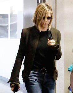"""Jennifer Aniston's Stylist: """"I Love a Scrunchie!"""""""