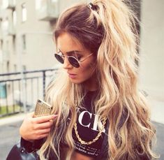 I absolutely love this hairstyle. It is fashionable and easy to do.