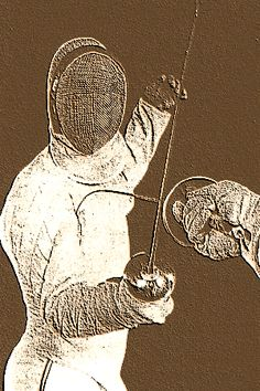 Fencing Photos and Artwork