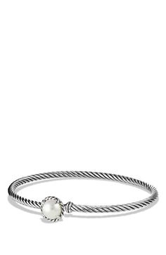 David Yurman 'Color Classics' Bangle Bracelet available at #Nordstrom