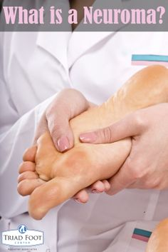 """""""I have a pain in the ball of my foot that feels like I have a rolled up sock under my toes.  Other times my toes tingle or burn.  How do I get rid of this?"""""""